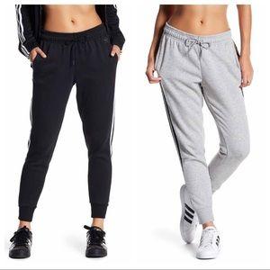 Adidas Essentials Fleece Joggers (2 Colors)